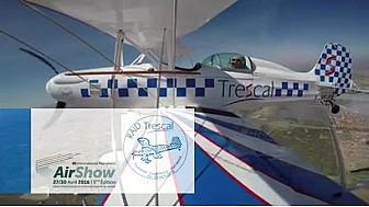 #Aeronautique : le Raid Trescal sur le retour à Marrakech-Toulouse  #Trescal #TvLocale_fr