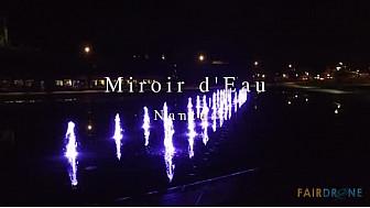 Fairdrone Prise de Vue Aérienne avec Drone vous présente  'Le Miroir d'Eau' de #Nantes