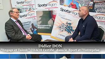 Coaching avec Didier DON Coach Certifié dans le Sport et l'Entreprise