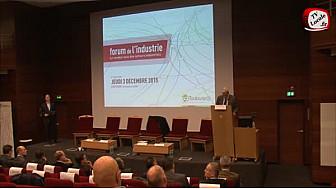 Toulouse : 4ème Forum de l'Industrie, vers une nouvelle révolution industrielle @CCI31 @TvLocale_fr