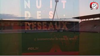 Toulouse : 8ème édition de la Nuit des Réseaux au Stade Ernest Wallon #NDR_XV @La_Melee @TvLocale_fr