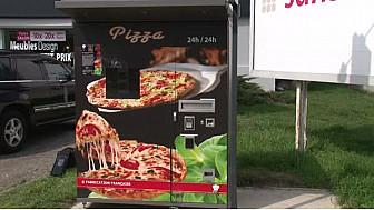 Pizza Chrono : la nouvelle génération de distributeurs automatiques de Pizzas #Toulouse