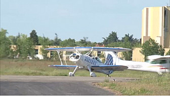 #Aeronautique : le Raid Trescal de retour de son Périple au Salon Aéronautique de Marrakech #Trescal #TvLocale_fr