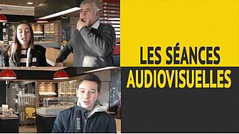 Atelier Audiovisuel à Nort sur Erdre