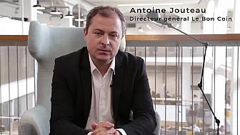Antoine Jouteau (Le Bon Coin) à PME ! by cpme