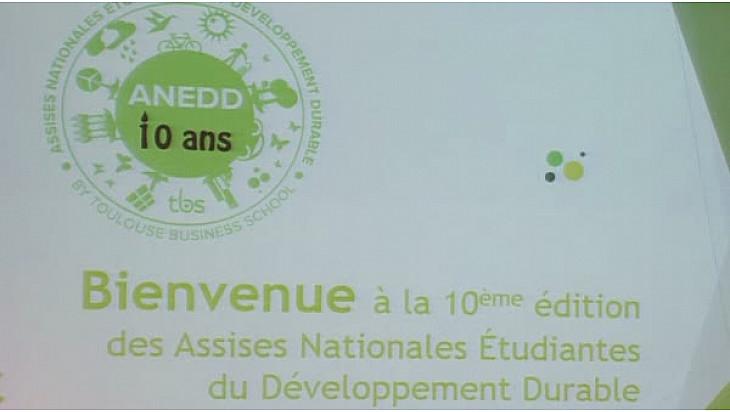 #DeveloppementDurable : Retour sur la 10éme édition des #ANEDD à @ToulouseBS