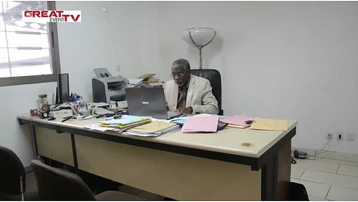 Film témoignage sur Samba Koné