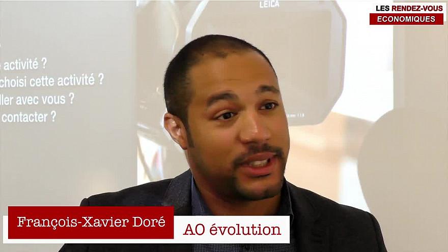 Les Rendez-vous Économiques Smartrezo : François-Xavier Doré #CPME44 #interview #engagement #entrepreneur